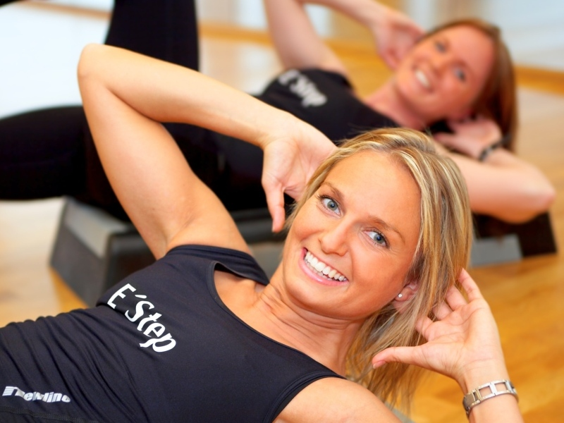 Body-Workout im Fitnessstudio Bremen Sport Aktiv